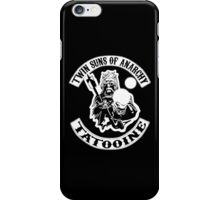 Twin Suns of Anarchy iPhone Case/Skin