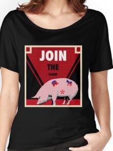 Join the Farm Women's Relaxed Fit T-Shirt