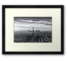 PARIS 10 Framed Print