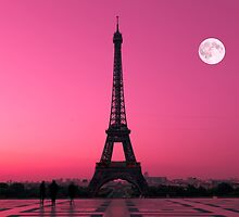 PARIS 04 by Tom Uhlenberg