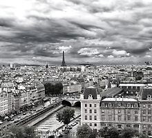 PARIS 11 by Tom Uhlenberg