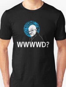 WWWWD? Unisex T-Shirt