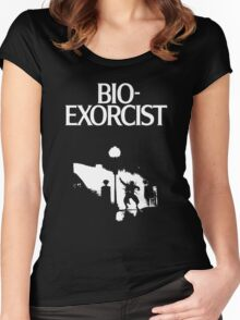 Bio-Exorcist Women's Fitted Scoop T-Shirt