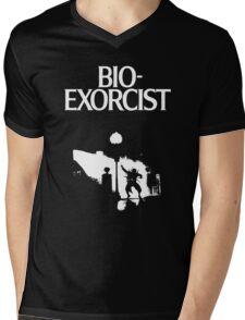 Bio-Exorcist Mens V-Neck T-Shirt