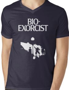 Bio-Exorcist Mens V-Neck T-Shirt