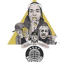 A$ap Worldwide by kadal