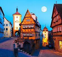 ROTHENBURG OB DER TAUBER 01 by Tom Uhlenberg