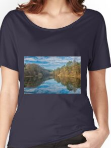 Reflections in the Lake  Women's Relaxed Fit T-Shirt