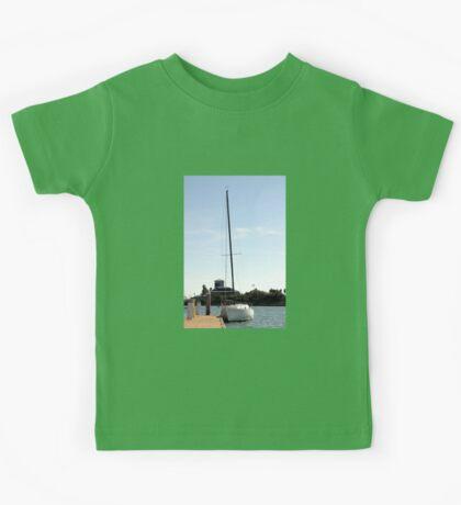 Sailboat Kids Tee