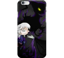 The Darkness Inside iPhone Case/Skin