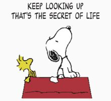 Snoopy Quote by Jansenist