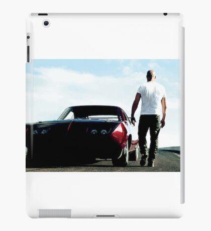 fast 8 iPad Case/Skin