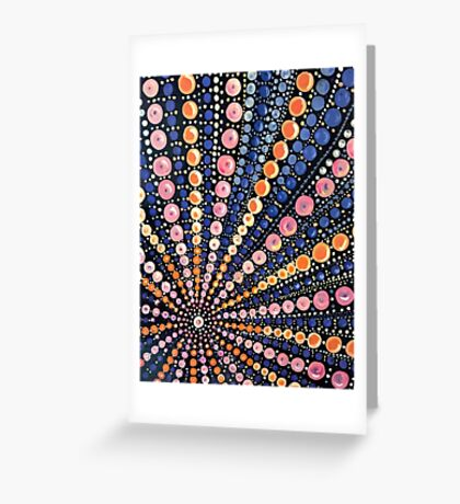 Sea Dot Dot  Greeting Card