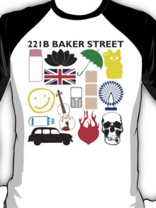 FAVOURITE SHERLOCK MOMENTS T-Shirt