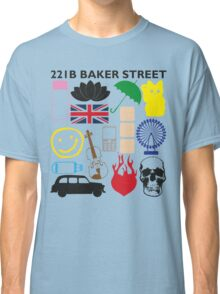 FAVOURITE SHERLOCK MOMENTS Classic T-Shirt