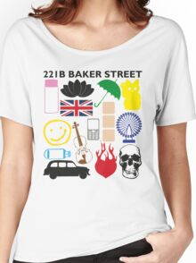 FAVOURITE SHERLOCK MOMENTS Women's Relaxed Fit T-Shirt