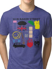 FAVOURITE SHERLOCK MOMENTS Tri-blend T-Shirt