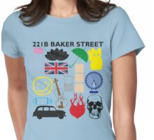 FAVOURITE SHERLOCK MOMENTS Womens Fitted T-Shirt