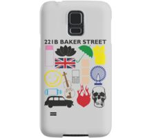 FAVOURITE SHERLOCK MOMENTS Samsung Galaxy Case/Skin