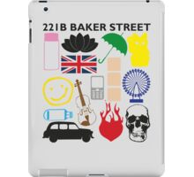 FAVOURITE SHERLOCK MOMENTS iPad Case/Skin