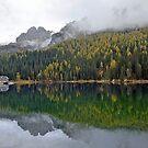 Lake Misurina - Italy by Arie Koene