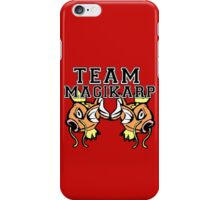 Team Magikarp iPhone Case/Skin