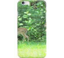 Wait For Me!! iPhone Case/Skin