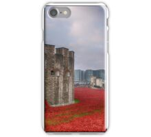 Blood Swept Lands Tryptych iPhone Case/Skin