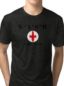 W*A*S*H 2486 - 2518 - Clean look Tri-blend T-Shirt