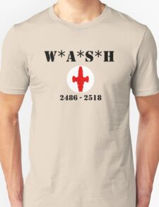 W*A*S*H 2486 - 2518 - Clean look Unisex T-Shirt