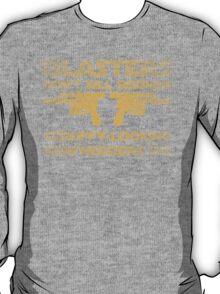 Blasters don't kill T-Shirt