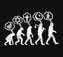 From religion to science by darqenator
