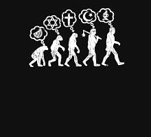 From religion to science Unisex T-Shirt