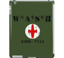 W*A*S*H 2486 - 2518 - Worn look iPad Case/Skin
