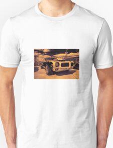 Pontiac d Unisex T-Shirt
