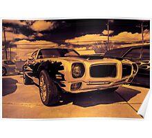 Pontiac d Poster