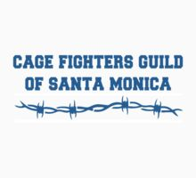 Cage Fighters Guild of Santa Monica by SighedProject