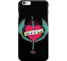 Tribute To Mother iPhone Case/Skin