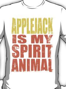 AppleJack is my Spirit Animal T-Shirt