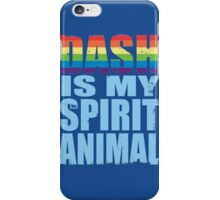 RainbowDash is my Spirit Animal iPhone Case/Skin