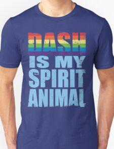 RainbowDash is my Spirit Animal Unisex T-Shirt