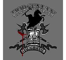 Horseman Hunt Club Photographic Print
