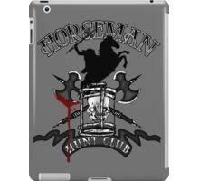 Horseman Hunt Club iPad Case/Skin