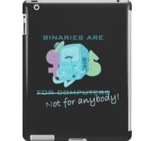 BMO Breaking the Binary iPad Case/Skin