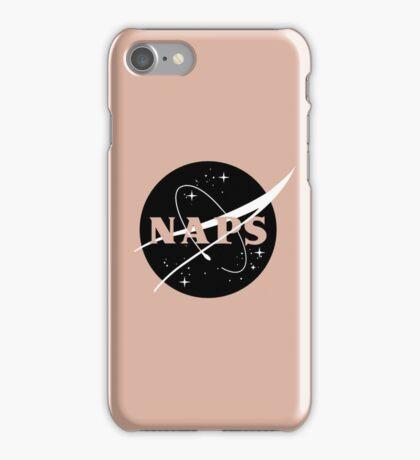 NASA Pays me to Nap  iPhone Case/Skin