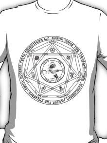 Rooster Teeth Supernatural - RT Demon Trap T-Shirt