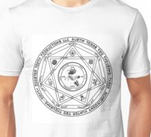 Rooster Teeth Supernatural - RT Demon Trap Unisex T-Shirt