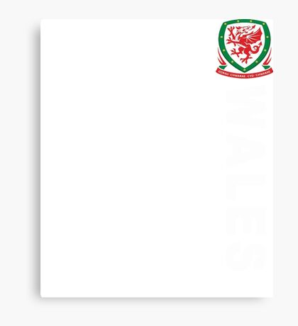 Wales Sport Football  Canvas Print