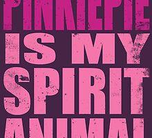 PinkiePie is my Spirit Animal by Penelope Barbalios