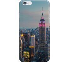 NEW YORK CITY 10 iPhone Case/Skin